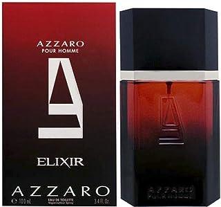 Elixir Pour Homme by Azzaro for Men - Eau de Toilette, 100ml