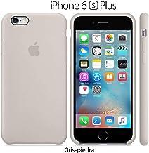 Funda Silicona para iPhone 6 Plus y 6s Plus Silicone Case,