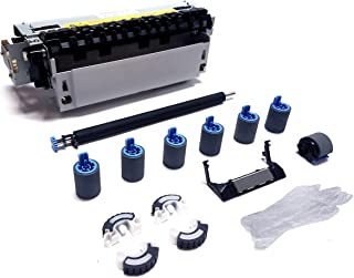 Altru Print C4118A-MK13-AP (C4118-67909, C4118-69003) Deluxe Maintenance Kit for HP LJ 4000,4050 & Canon LBP1760 / P370 (110V) Includes RG5-2661 Fuser & Tray 1-4 Roller Kit with Tray 2 Pickup Rollers