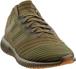 adidas Mens Nemeziz Tango 17.1 Trainer Soccer Athletic Cleats, Green, 8