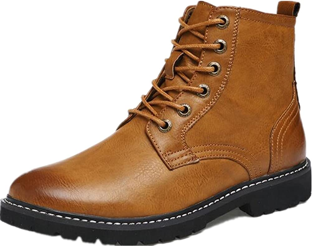 Boots High Boots Oxford Boots