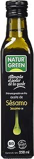 NaturGreen Aceite de sésamo Bio de Primera Presión - 250