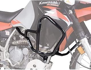 Tusk Crash Bars - Engine Guards Black - Fits: Kawasaki KLR650 2008-2017