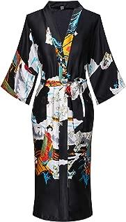 Best long black dressing gown Reviews
