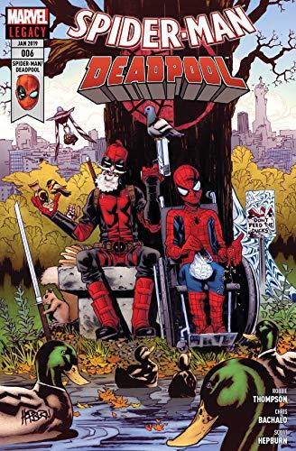 Spider-Man/Deadpool: Bd. 6: Greise und Geheimnisse