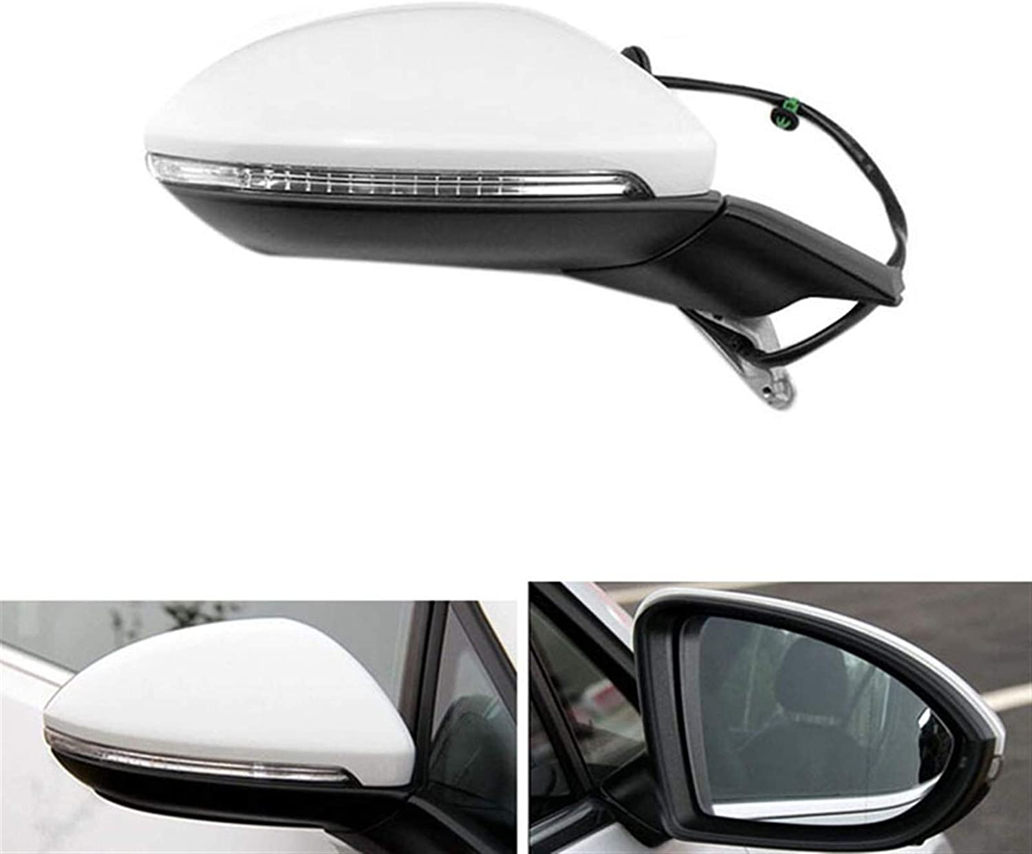 Door Max Ranking TOP5 54% OFF Mirror Cover Side kit Folding Rearview Electric Car