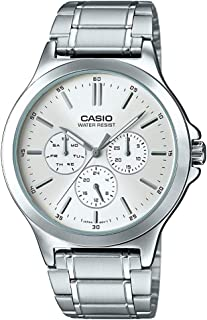 Casio Analog White Dial Men's Watch - MTP-V300D-7AUDF (A1174)