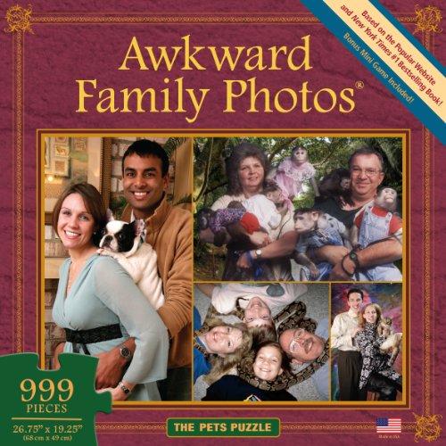 Awkward Family Photos Pets Puzzle