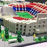 2018 Rusia Souvenirs del Mundo Estadio Camp NOU Rompecabezas 3D De Fútbol Recuerdos De Fan Hacen Un Gran Recuerdo Bonita Decoración