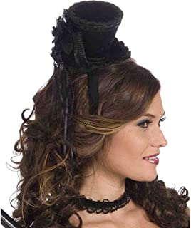 Mini Victorian Top Hat Headband