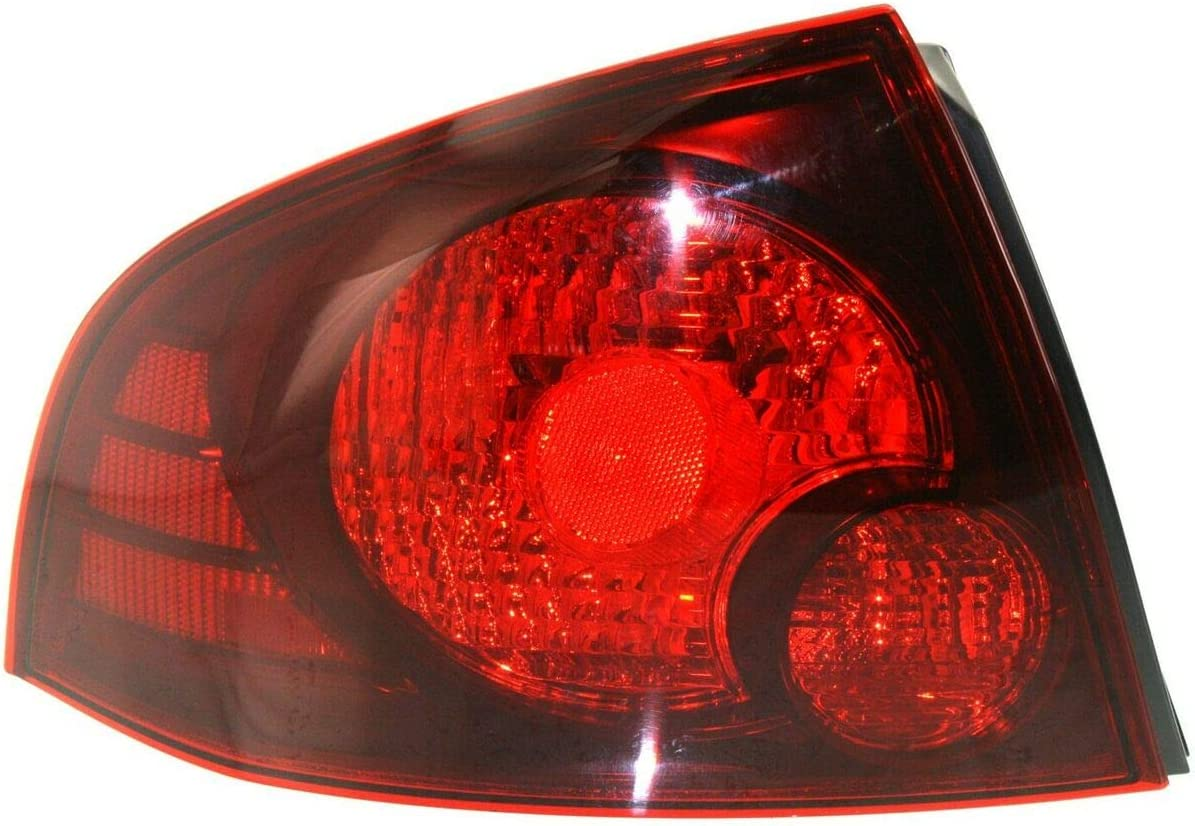 Max 53% OFF Tail Light Compatible Cheap bargain with 2004-2006 SE-R LH Sentra Nissan
