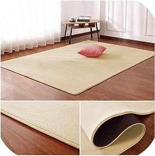 Carpet Living Room Floor mat Bedroom Non Slip Blanket Living Room Rug Bedroom Bedside Rectangular Floor pad,8,120cm x200cm
