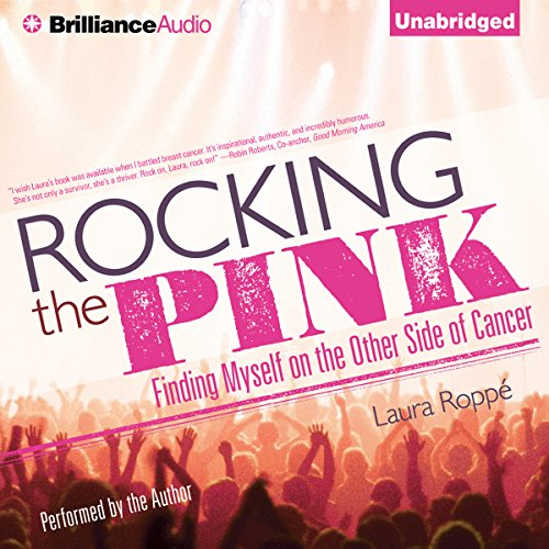 Rocking the Pink audiobook cover art