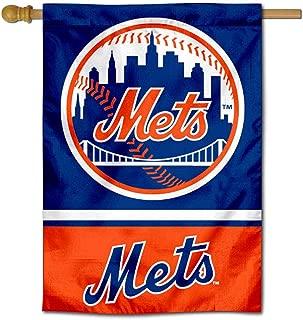 mets outdoor flag
