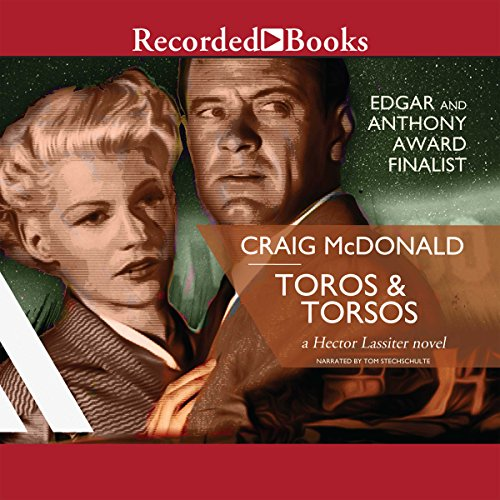 Toros and Torsos audiobook cover art