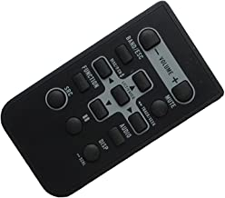 Hotsmtbang Replacement Remote Control for Pioneer QXA3196 DEH-1200MP DEH-1250MP DEH-1250MPG DEH-63UB DEH-7300BT DEH-7350BT DEH-P410UB DEH-P500UB DEH-P510UB DEH-P400UB In-Dash Car Audio CD Receiver