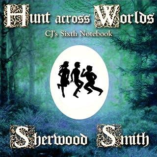 Hunt Across Worlds audiobook cover art