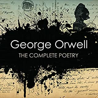 George Orwell: The Complete Poetry cover art