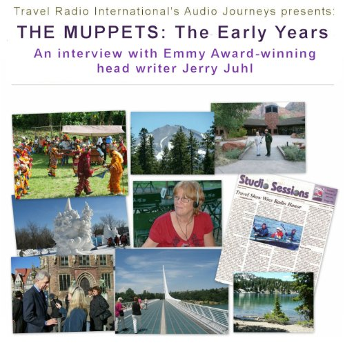 Audio Journeys: The Muppets - the Early Years audiobook cover art