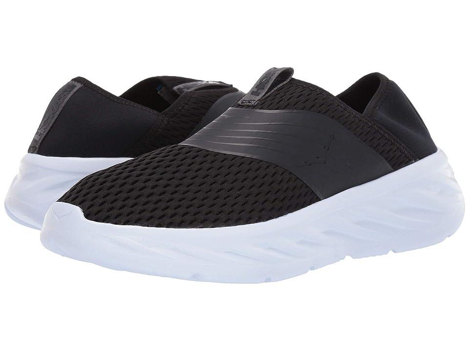 Hoka One One Ora Recovery Shoe (Black/Phantom) Men