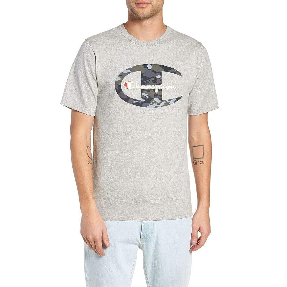 安心公使館責任者(チャンピオン) CHAMPION メンズ トップス Tシャツ Technique Logo T-Shirt [並行輸入品]