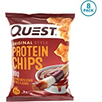 8-Pack Quest Nutrition Bbq protein Chips