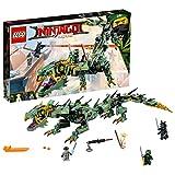 Lego Ninjago - Dragón mecánico del Ninja Verde, Modelos / Colores Surtidos, 1 Unidad (70612)