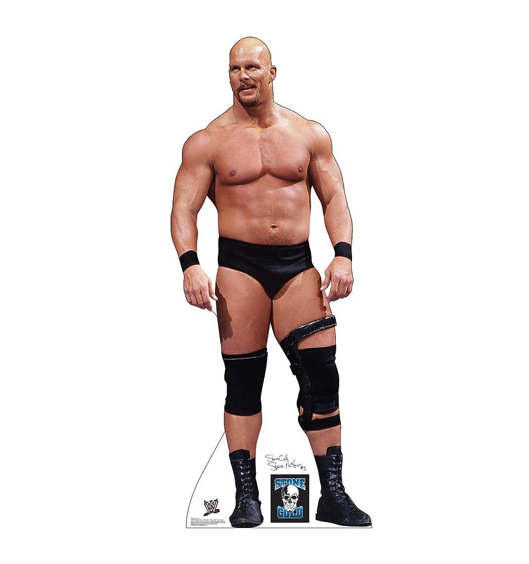 Advanced Graphics Stone Cold Life Size Cardboard Cutout Standup - WWE