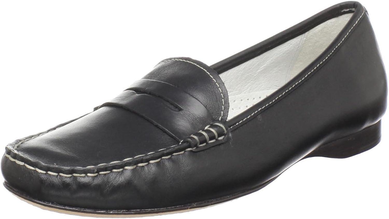 Sebago Woherren Hanover Classic Loafer, schwarz, 5.5 M US  | Verrückter Preis