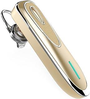 Wireless Bluetooth Headsets,Ecnaka Business Bluetooth Headsets Wireless Earphones,Car Kit Earphone Bluetooth V4.1 Earpiece...