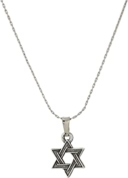 "Star of David IV 32"" Expandable Necklace"