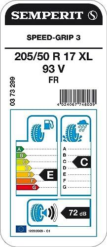 Semperit Speed Grip 3 Xl Fr M S 205 50r17 93v Winterreifen Auto