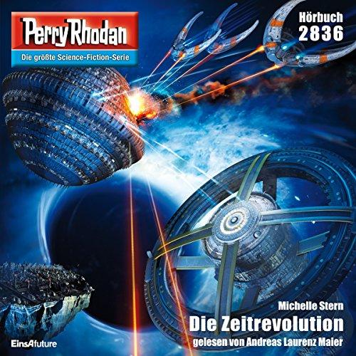 Die Zeitrevolution (Perry Rhodan 2836) Titelbild