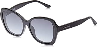 Jimmy Choo Square Sunglasses for Women - Grey Lens (Jimmy Choo Grey)