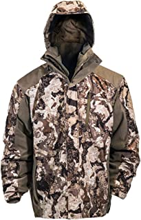 HOT SHOT Men's 3in1 Insulated Camo Hunting Parka,...