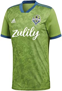 adidas Youth Seattle Sounders FC Home Jersey 2019 Replica Kit