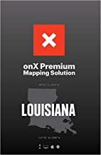 ONX Hunt: Louisiana Hunt Chip for Garmin GPS - Hunting Maps with Public & Private Land Ownership - Hunting Units - Includes Premium Membership Hunting App for iPhone, Android & Web
