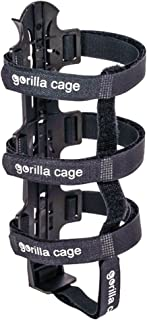 DOM Gorilla Cage - Huge Bike Water Bottle Cage for Bike Packing, Adventure Cycling & Cycle Touring