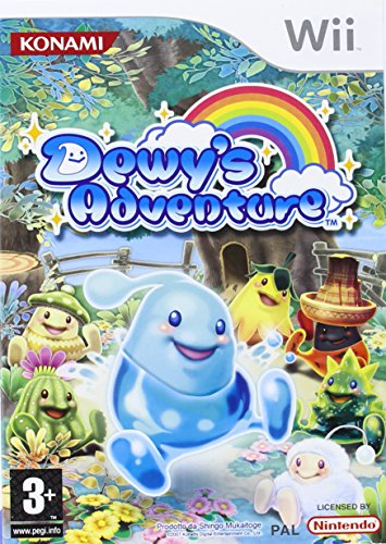 Konami Dewy's Adventure, Nintendo Wii - Juego (Nintendo Wii)