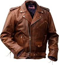 Best marlon brando leather jacket Reviews