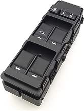 BOPART Driver Side Master Power Window Switch 4602780AA 4602780AB for Dodge 2008-2014 Avenger & 2007-2010 Charger & 07-08 Magnum | Chrysler 2011-2014 200 & 2007-2010 300 & 2007-2010 Sebring & More