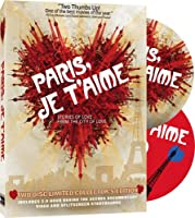 Paris, Je T'Aime (Two-Disc Limited Collector's Edition)