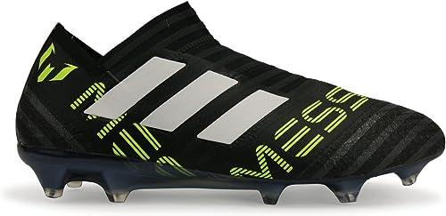 Adidas Hommes's Nemeziz Messi 17.1 + FG Core noir blanc blanc blanc Solar jaune chaussures - 8A dbe