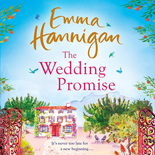 The Wedding Promise audiobook cover art