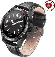 ZLI Sport Smartwatch  IP67 Waterproof with Heart Rate Monitor   Sleep Monitor Fitness Tracker  Calorie Step Counter Bracelet for Women Men