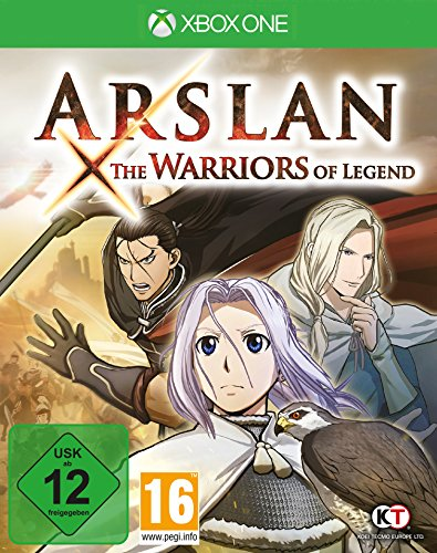 Arslan: The Warriors of Legend [Edizione: Germania]
