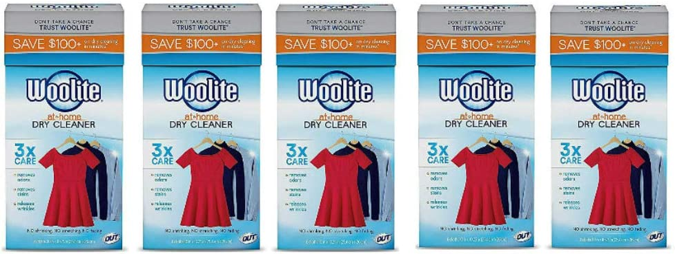 Wooliteat-Home Dry Cleaner Fresh Scent Cloths Clearance SALE! Limited time! 30 Nashville-Davidson Mall