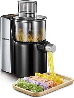 AiHom Máquina de Hacer Pasta y Fideos Totalmente Automá