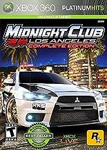 Midnight Club: La Complete Edition Platinum / Game