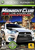xbox one platinum - Midnight Club: Los Angeles (Platinum Hits)